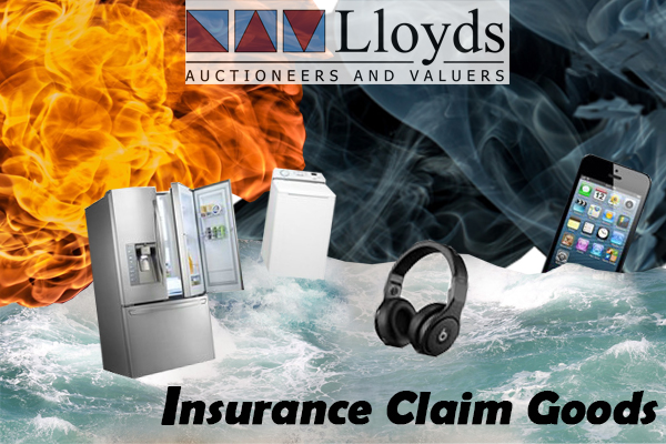 Insurance Claim Auctions
