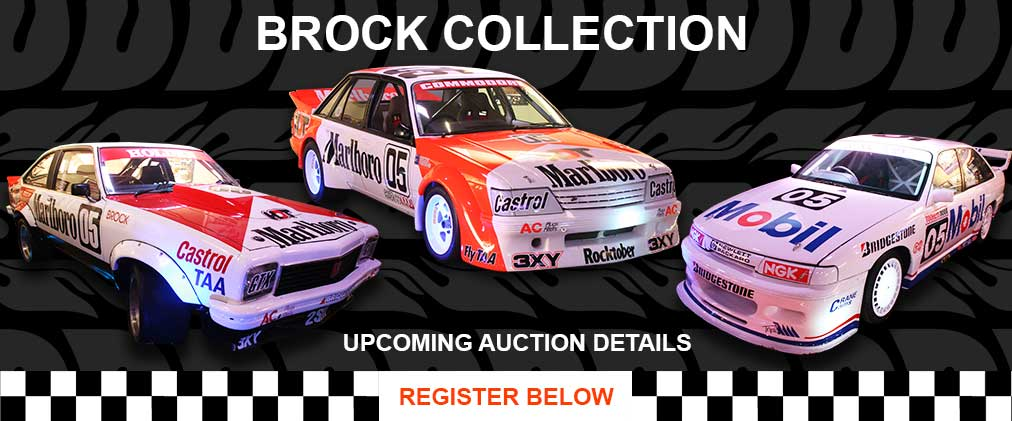 Upcoming Brock Collection Auction